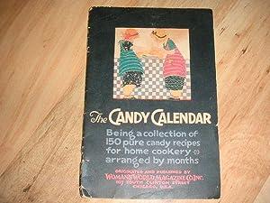 The Candy Calendar: Woman's World Magazine
