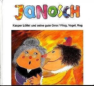 Doppelband: Kasper Löffel und seine gute oma: Janosch
