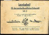 Lernbehelf für den posterdkundlichen Unterricht Heft 3: OPI Brass, Postschule