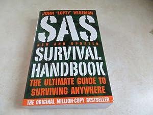 "SAS NEW AND UPDATED SURVIVAL HANDBOOK The: John ""Lofty"" Wiseman"