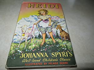 HEIDI Well-Loved Children's Classic