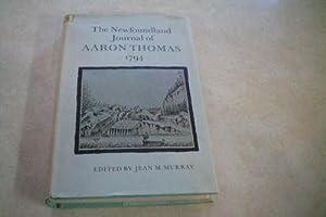THE NEWFOUNDLAND JOURNAL OF AARON THOMAS 1794: Jean M. Murray