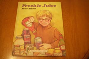 Weekly Reader Books presents Freckle juice