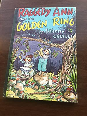 RAGGEDY ANN AND THE GOLDEN RING