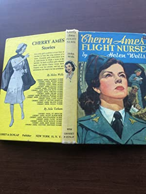 CHERRY AMES FLIGHT NURSE