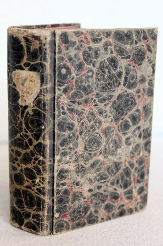"Klopstocks Messias. 5. - 8. Theil ""Miniatur-Bibliothek: Klopstock, Friedrich Gottlieb:"
