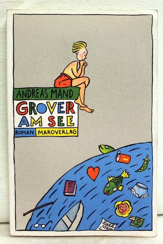 Grover am See: Roman (German Edition)