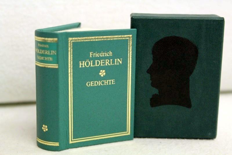 Ausgewählte Gedichte. Zsgest. von Hans Baier: Hölderlin, Friedrich und