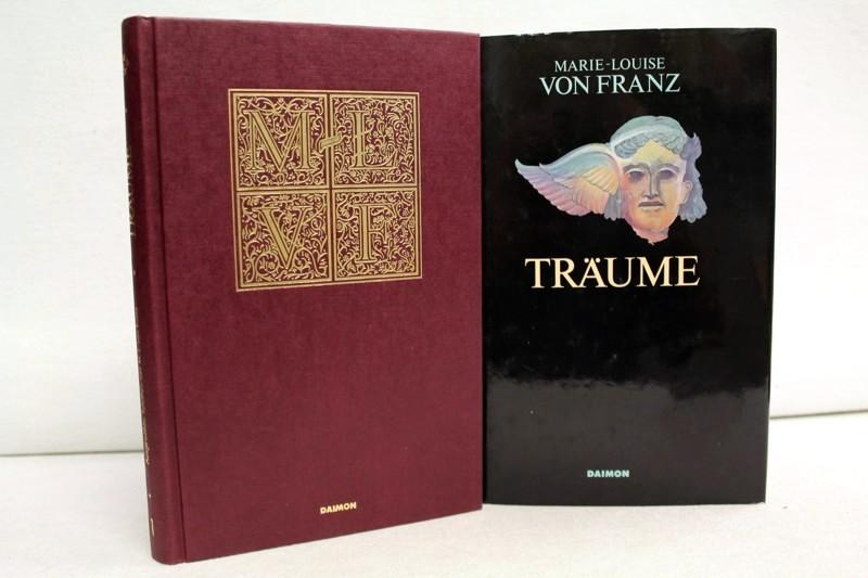 Träume. Franz, Marie-Louise von: Ausgewählte Schriften ;: Franz, Marie-Louise von: