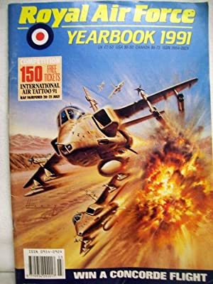 Royal Air Force. Yearbook 1991.