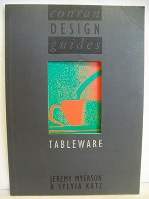 Tableware. Conran Design Guides.: Myerson, Jeremy and