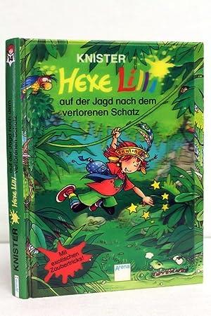 Hexe Lilli auf der Jagd nach dem: Knister: