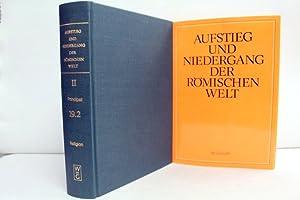 Aufstieg und Niedergang der Römischen Welt II.19.2.;: Temporini, Hildegard (Hrsg.)