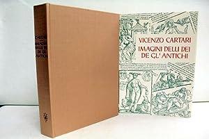 Imagini Delli Dei de Gl'Antichi. Instrumentaria Artium: Cartari, Vicenzo und