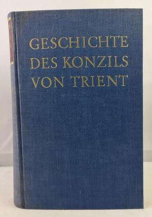 Geschichte des Konzils von Trient. Band 1.: Jedin, Hubert:
