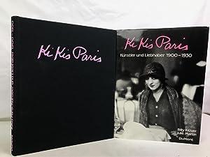 Kikis Paris : Künstler und Liebhaber 1900: Klüver, Billy, Julie