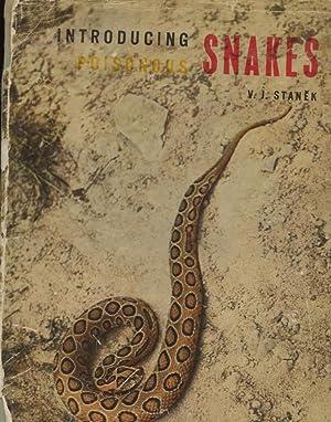 Introducing Poisonous Snakes.: Stanek, V. J., Translated By Joy Turner
