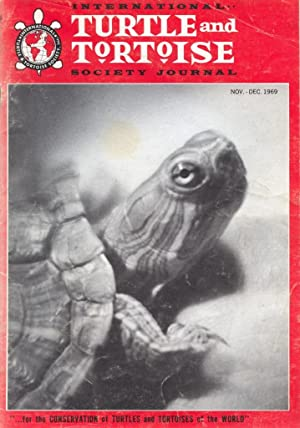 International Turtle and Tortoise Society Journal