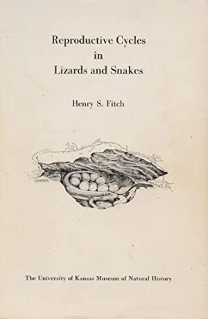 Reproductive cycles in lizards and snakes.: Fitch, Henry S.