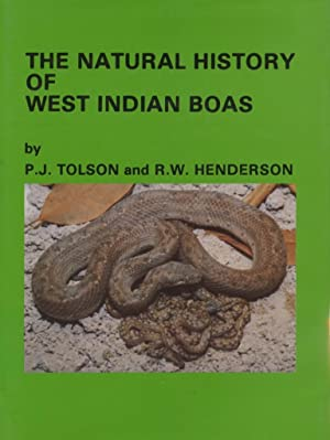 The Natural History of West Indian Boas.