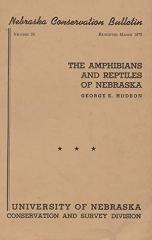 The Amphibians and Reptiles of Nebraska.