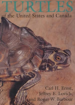 Turtles of the United States and Canada.