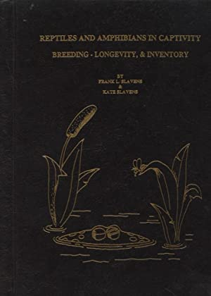 Reptiles and Amphibians in Captivity Breeding - Longevity, and Inventory Current January 1, 1992: ...