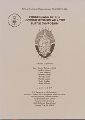Proceedings of the Second Western Atlantic Turtle Symposium