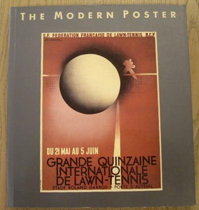 The Modern Poster.: WREDE, STUART.