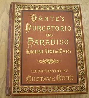The Vision of Purgatory and Paradise. Tranlated: ALIGHIERI, DANTE. &