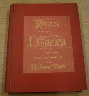 L'Enfer de Dante Alighieri avec les dessins: DANTE ALIGHIERI. &