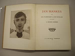 Jan Mankes. Met inleiding A. Mankes-Zernike.: MANKES, JAN -