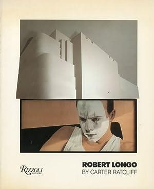 Robert Longo. [ English edition ]: LONGO, ROBERT. &
