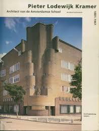 Pieter Lodewijk Kramer. 1881-1961. Architect van de: KOHLENBACH, BERNHARD.