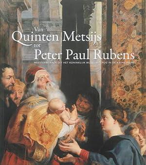 Van Quinten Metsijs tot Peter Paul Rubens;: FABRI, RIA &