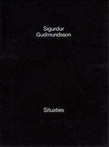 Sigurdur Gudmundsson. Situaties/Situations. Cat. 671.: SM 1980:, PETERSEN,