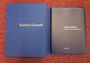 Gustav Mahler. Facsimile Edition of the Seventh: MAHLER, GUSTAV -