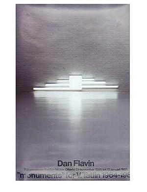 Dan Flavin. Monuments for V. Tatlin 1964: BRATTINGA, PIETER (ONTWERP).