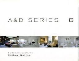 Esther Gutmer. Contemporary Classic. A & D: PAUWELS, WIM. &