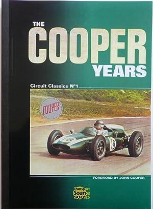 The Cooper Years: Adler, Trevor