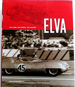 Elva The Cars The People The History: Wimpffen, Janos