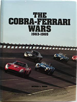 The Cobra Ferrari Wars 1963-1965: Shoen, Michael