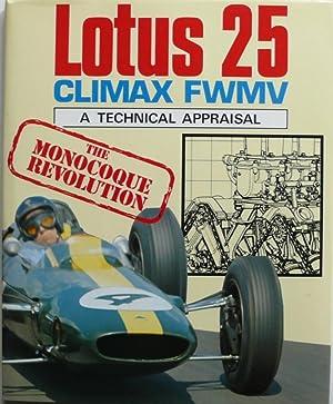 Lotus 25 Coventry Climax FWMV A Technical: Bamsey, Ian