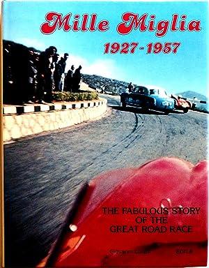 Mille Miglia 1927-1957 The Fabulous Story of: Lurani, Giovanni