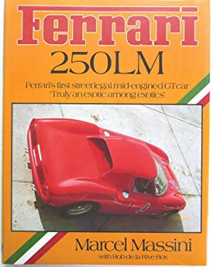 Ferrari 250LM Ferrari's First Street Legal Mid: Massini, Marcel with