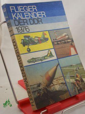 1976: Fliegerkalender der DDR