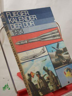 1973: Fliegerkalender der DDR