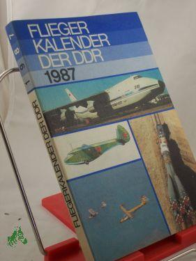 1978: Fliegerkalender der DDR