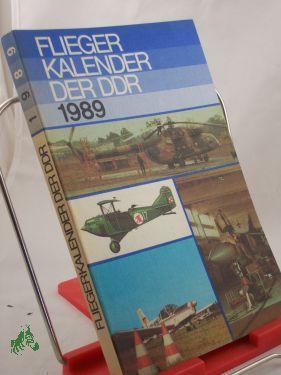 1989: Fliegerkalender der DDR