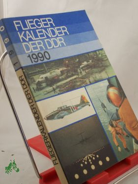 1990: Fliegerkalender der DDR